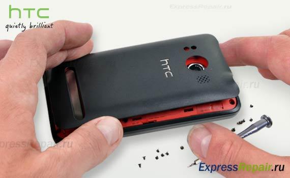 телефона HTC проводится в