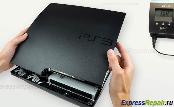 Ремонт PS3 в нашем сервисном